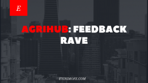AgriHUB: Feedback rave