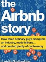 Airbnb story book cover